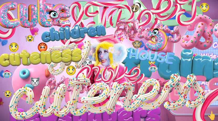 Rachel Maclean to curate Too Cute! at Birmingham Museum & Art Gallery