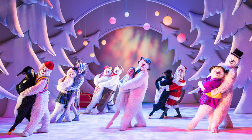 Celebrating 25 years on stage, The Snowman returns to Birmingham this Christmas