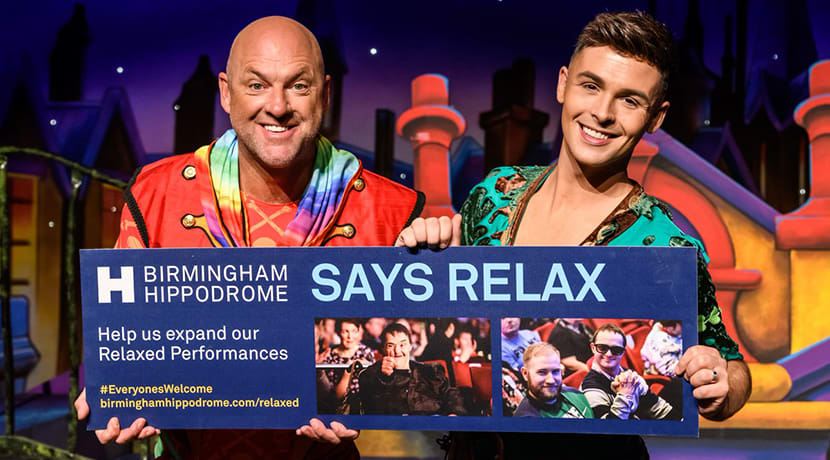 £20k raised for more Relaxed Performances at Brum theatre