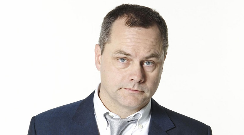Jack Dee returns to The Place, Telford