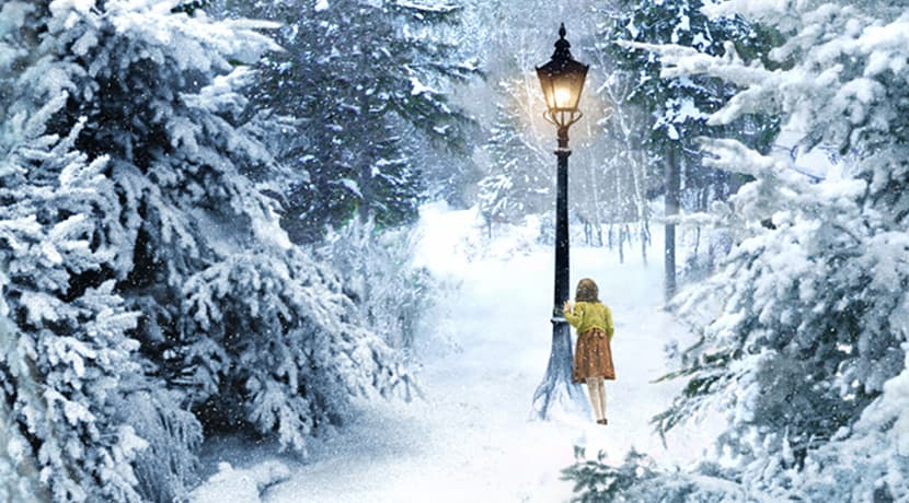Step into Narnia...