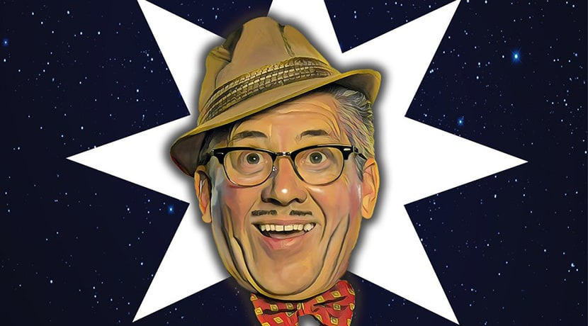 Count Arthur Strong -  'Is There Anybody Out There?'