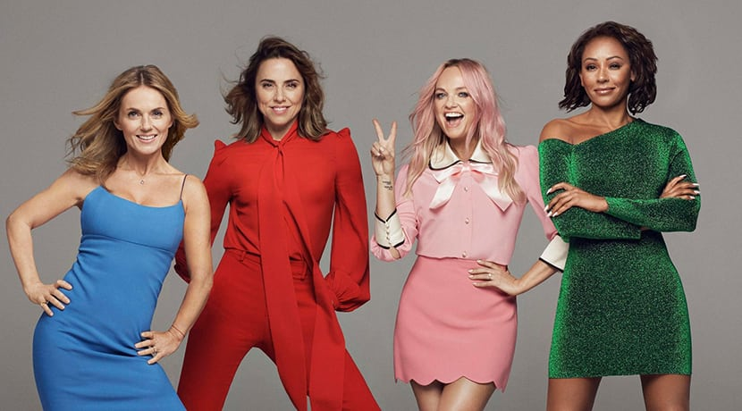 The Spice Girls are looking for dancers to join them on their UK tour