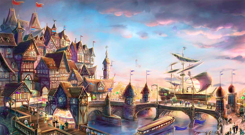 £3.5 billion 'UK Disneyworld' could open by 2024
