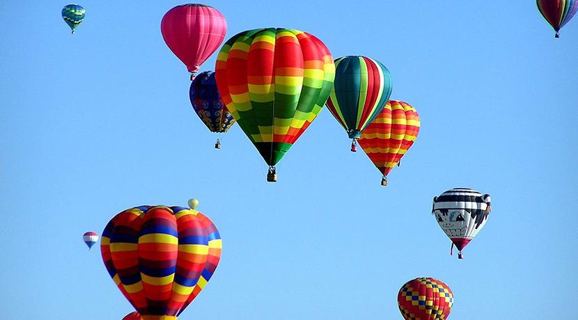 Telford Balloon Fiesta returns for 2019
