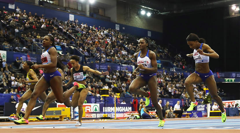 SPAR British Athletics Indoor Championships return to Arena Birmingham