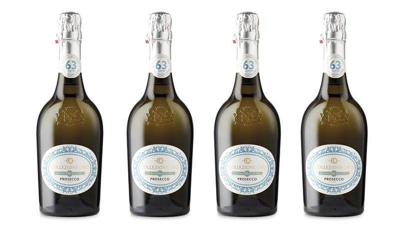 Aldi has launched a low-calorie prosecco