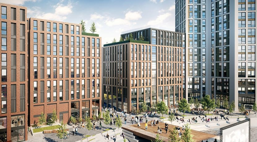 Green light for £200m apartment and 27-storey tower plans in Digbeth