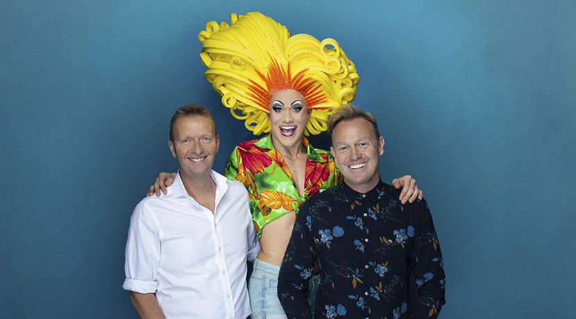 Priscilla Queen of the Desert comes to Birmingham Hippodrome for the very first time