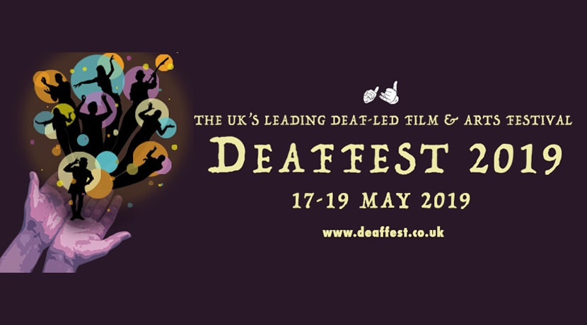 Theme revealed for Deaffest 2019