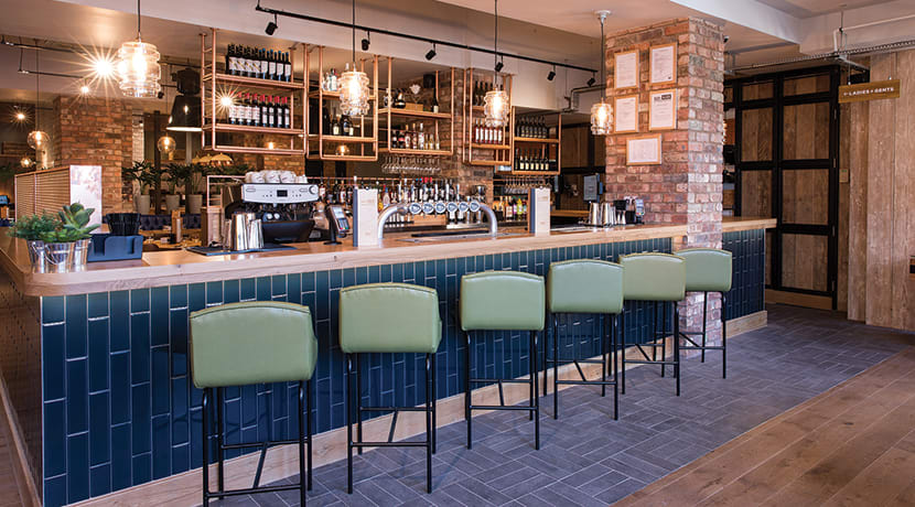 Consistency the aim for new addition to Leamington's bar & restaurant scene