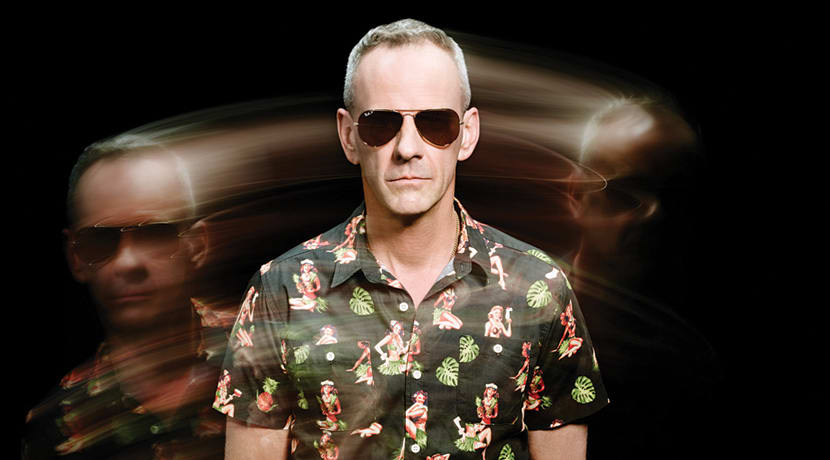 DJ superstar Fatboy Slim talks ahead of UK arena tour
