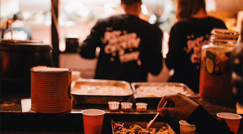 Digbeth Dining Club are now holding weekly vegan and vegetarian street food nights