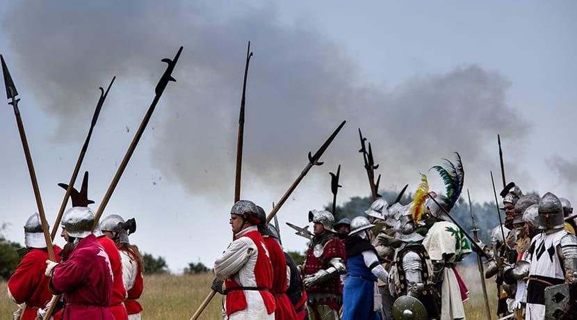 Battle of Shrewsbury to be reenacted...
