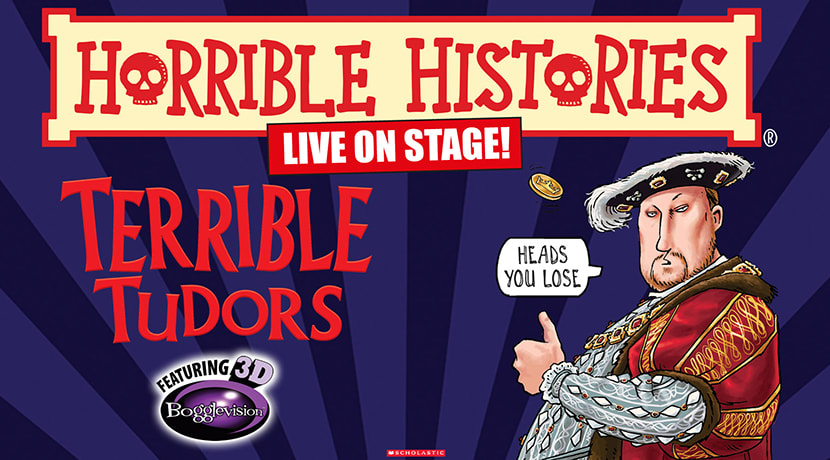 Horrible Histories - Terrible Tudors