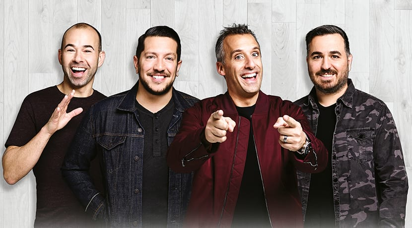 Impractical Jokers bring the Cranjis McBasketball tour to Birmingham