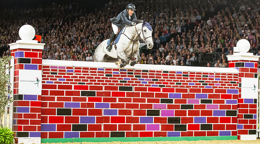 Horse Of The Year Show returns to Birmingham