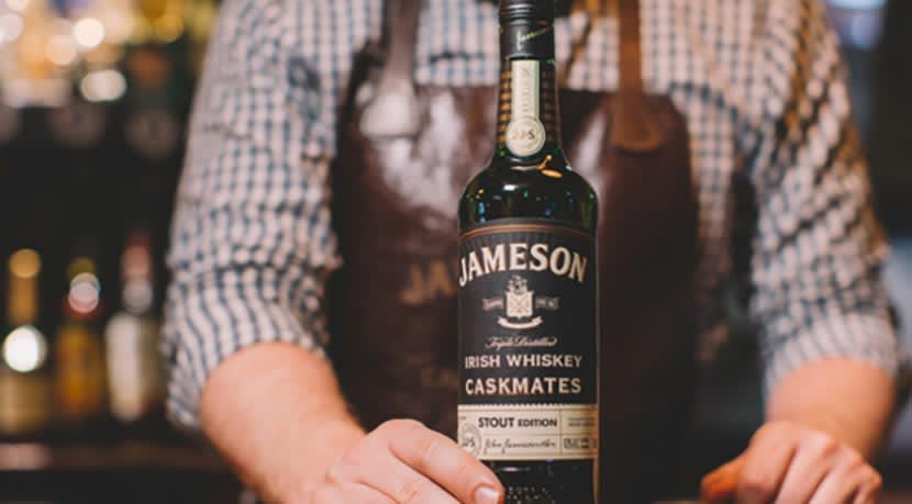 Celebrate St. Patrick's Day with Jameson