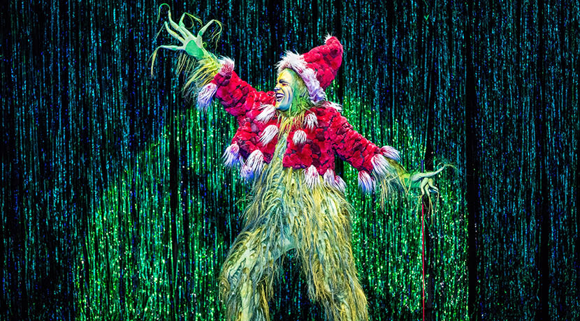 Dr. Seuss' How The Grinch Stole Christmas! The Musical is coming to Birmingham