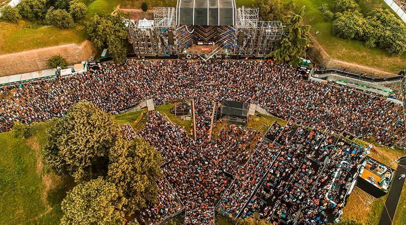 EXIT festival gathers the leading DJs for a massive Dance Arena blowout