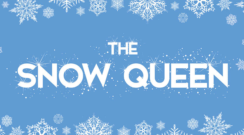 The Old Rep announces The Snow Queen for its Christmas show