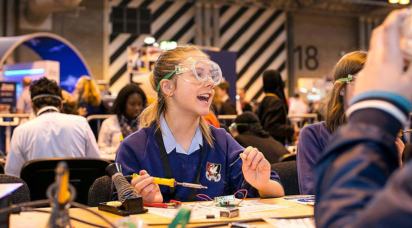 The Big Bang Fair 2019