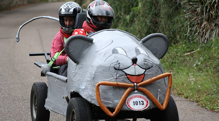 Shrewsbury Wacky Races