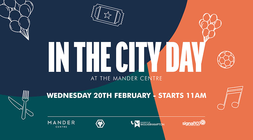 Celebrate In the City Day this half-term