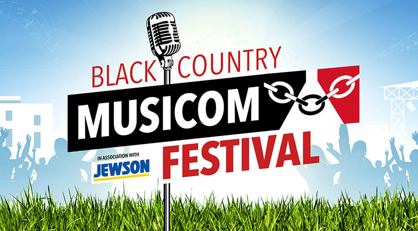 Bostin day out at the first Black Country Musicom