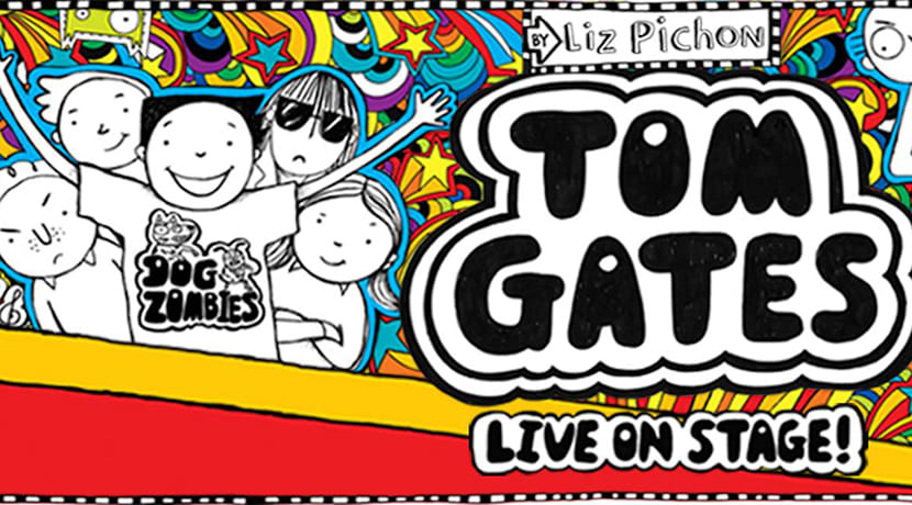 Family ticket to Tom Gates Live On Stage!