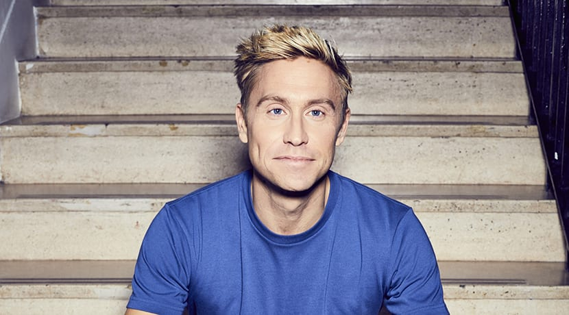 Russell Howard adds extra dates to his world tour - including another Birmingham show