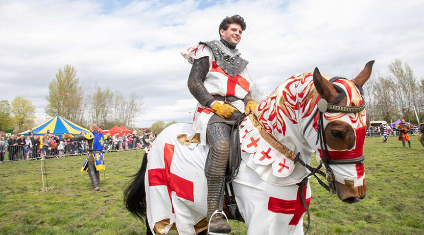 Spring into St George's Day is back!