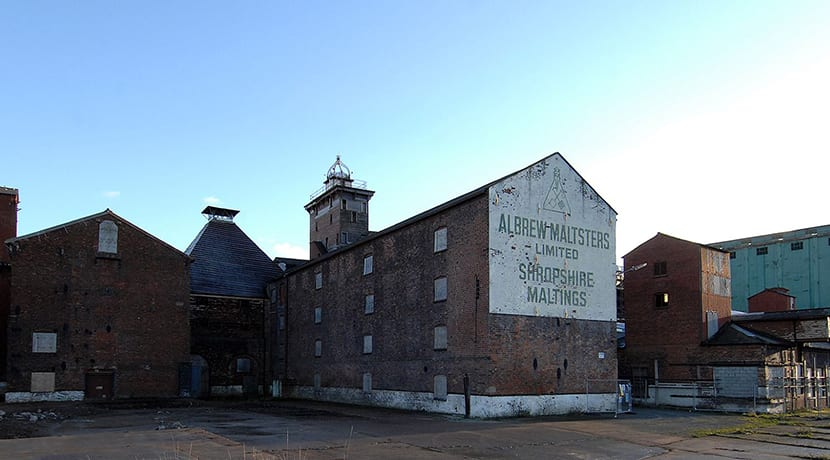 Open day for Shrewsbury's historic Flaxmill Maltings