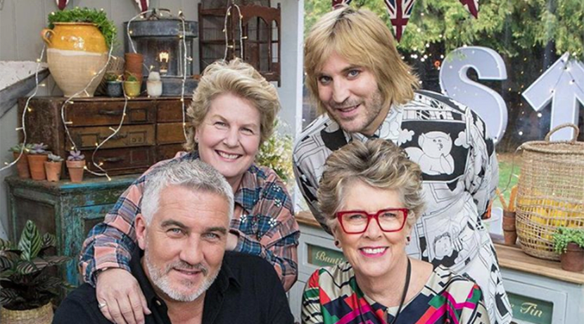 The Great British Bake Off celebrity special air date has been revealed