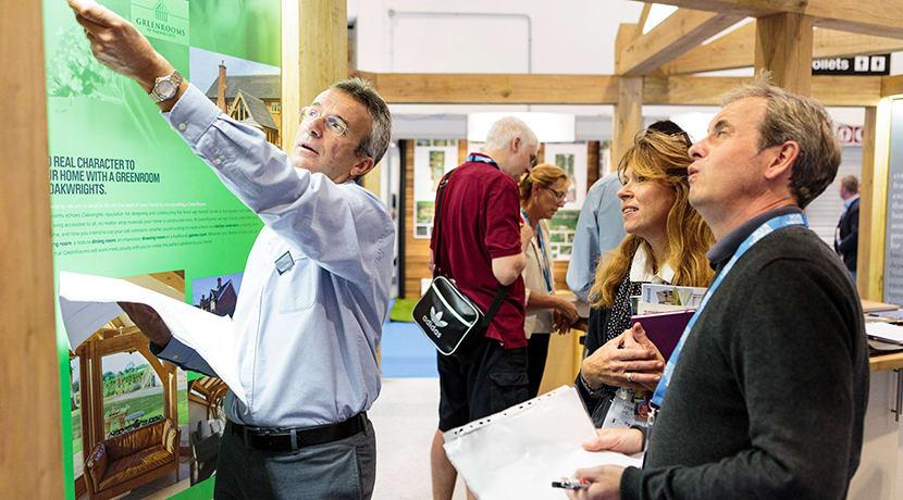 The National Homebuilding & Renovating Show returns to Birmingham
