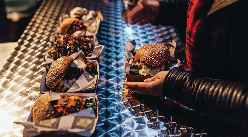 Award-winning street food event returns to Shrewsbury