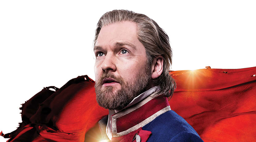 Storm the barricades! Les Misérables is returning to the Midlands...