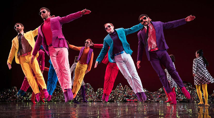 Mark Morris Dance Group pay tribute to The Beatles' groundbreaking album