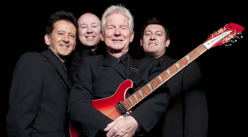 Sixties pop group bring their Farewell tour to Redditch