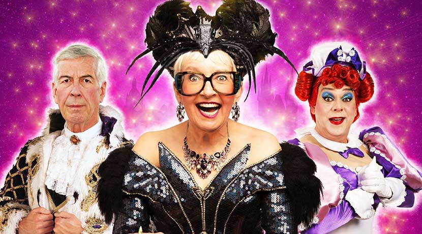 Su Pollard and Jeffrey Holland announced for Grand panto