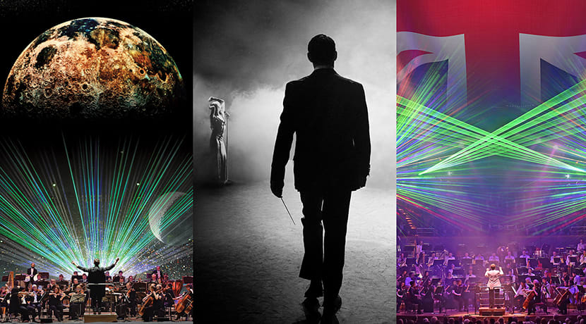 Three fantastic concerts will be coming to Symphony Hall this year