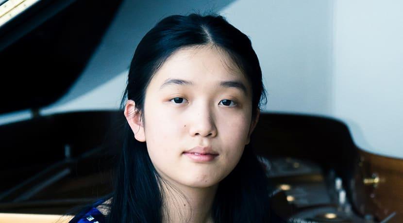 Homecoming debut for award-winning Birmingham pianist Lauren Zhang