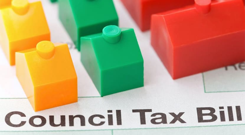 Council tax bills in England to rise an average of 4.5% this April