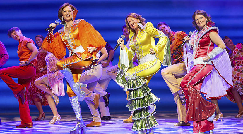 Cast announced for Mamma Mia! at Birmingham Hippodrome