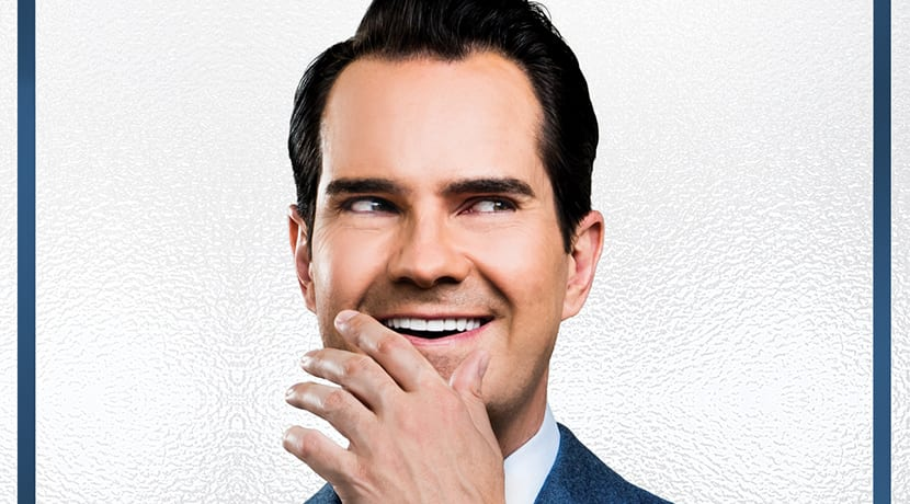 Jimmy Carr headlines a brand new season of shows at the Grand
