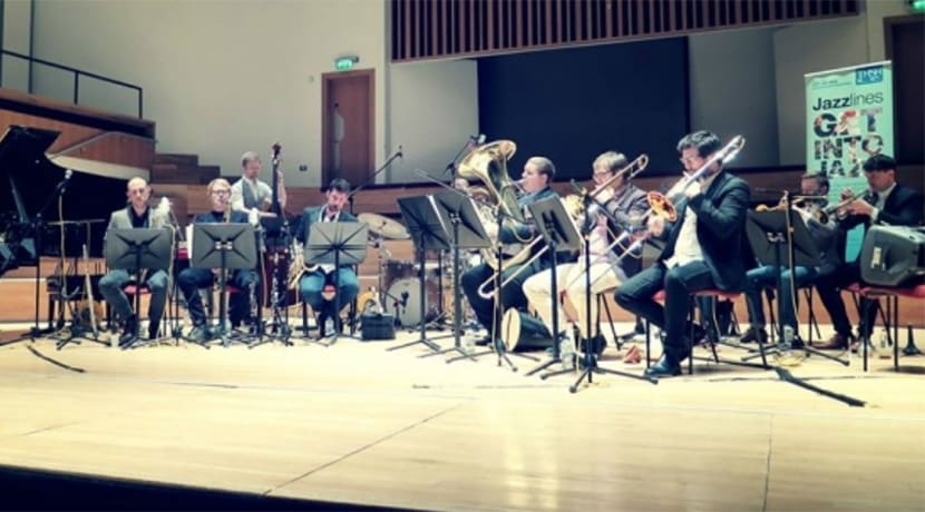 Mike Fletcher Jazz Orchestra