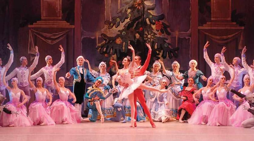 Russian State Ballet: The Nutcracker
