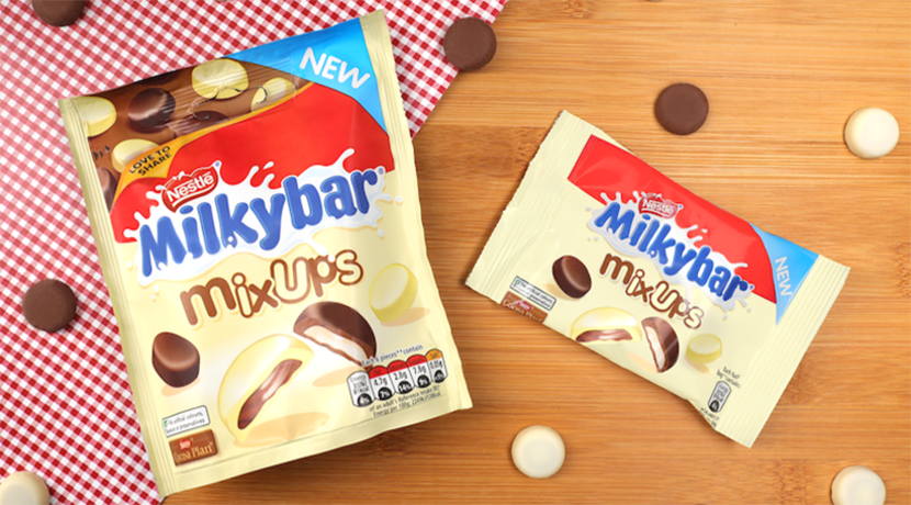 Milkybar to launch its first ever milk chocolate treat