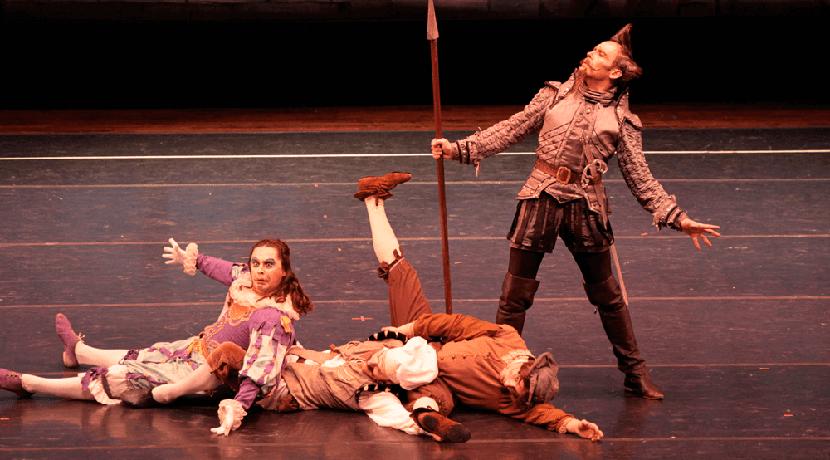Russian State Ballet: Don Quixote