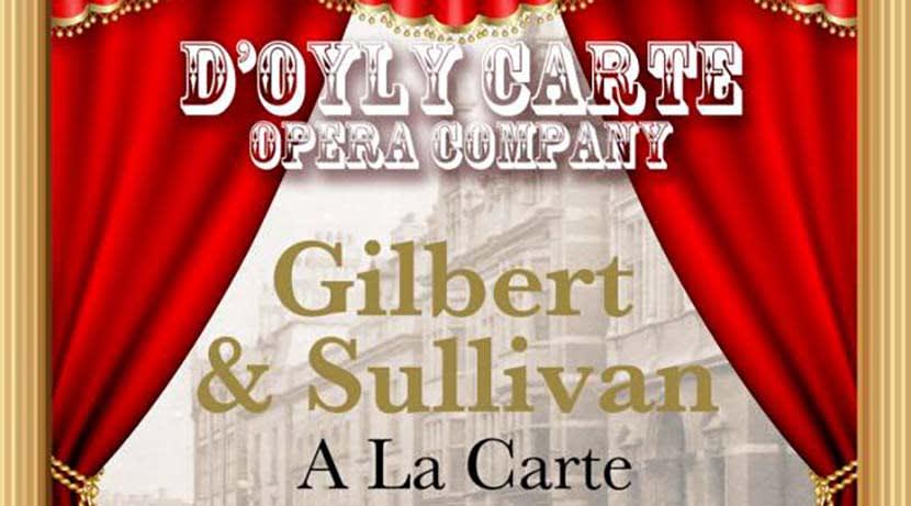 Gilbert & Sullivan A La Carte